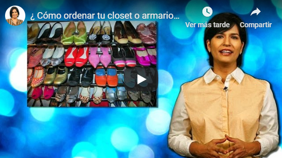 Video Ordenar Closet Armarios Vellisa